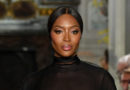Naomi Campbell Shut It Down in Sheer Valentino Couture