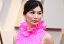Forget Princess Dresses Gemma Chan's Pink Gown Is an Oscars Dream Come True