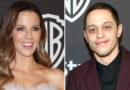 Kate Beckinsale and Pete Davidson Were Just Caught Holding Hands After His Comedy Show