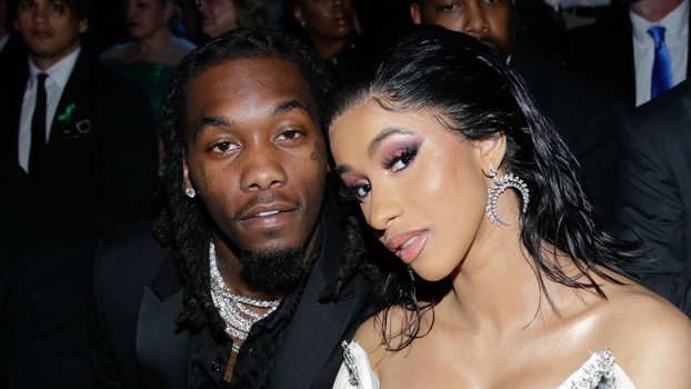 """Offset Says That Cheating Made Him """"Appreciate"""" Cardi B"""