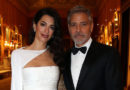 Amal Clooney Looks Like an Actual Superhero in This White Cape Dress