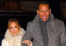 J.Lo's Giant Engagement Ring Third-Wheeled Her Date Night with A-Rod