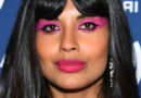 Jameela Jamil and Meghan Trainor Make an Extremely Strong Case for Neon Eyeshadow