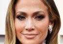 Jennifer Lopezs Curly Lob Makes Gym Hair Look Good