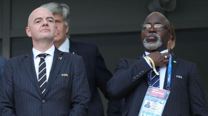 Nigeria move to avoid FIFA sanction