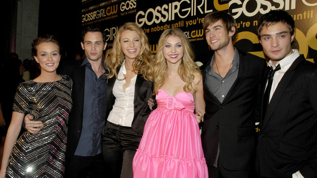 This Epic Gossip Girl Reunion Will Take You Back
