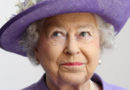 Queen Elizabeth Abandons Her Brights for a Somber Occasion
