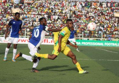 Red-hot Junior Lokosa inspires Kano Pillars to big midweek win