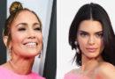 Kendall Jenner Wore Jennifer Lopez's Giambattista Valli Dress Sort Of