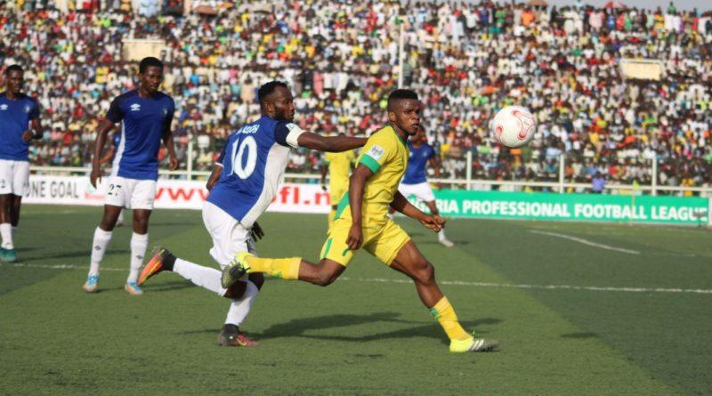 Lobi Stars extend NPFL lead, Kano Pillars held