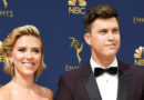 Scarlett Johansson and Colin Jost AreEngaged
