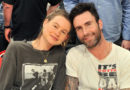 Behati Prinsloo Said Adam Levine Helped Her out of Postpartum Depression