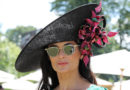 Demi Moore and Her Giant Hat Were So Invested in the Royal Ascot