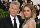 Katharine McPhee Swapped Her Zac Posen Wedding Gown for an Elegant Blue Dress at London Reception