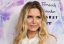 Michelle Pfeiffer Just Wore the Sheer Top Your Boss Would Approve Of