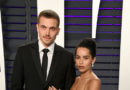 Zo Kravitz and Karl Glusman Just Got Married at Her Dad Lenny's Paris Estate