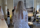 The First Close Look at Sophie Turner's Louis Vuitton Wedding Dress Is Breathtaking