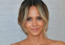 Halle Berry Just Posted a Sexy Poolside Picture and Her Swimsuit Is Only 29