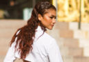 Zendayas Beauty Philosophy Is Predictably Laidback