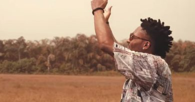 Afro-Pop singer EFE releases the video translation to his love number