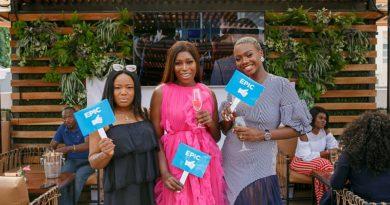 Osas Ighodaro, Bolanle Olukanni, Michelle Dede & More AttendTheVimbai.Com Soft Launch
