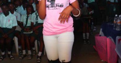 Ex MBGN Queen Emmanuella Yaboh organizes Breast Cancer awareness program in Lagos.