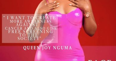 FON Queen, Joy Nguma puts curvy backside on display for VL Magazine cover
