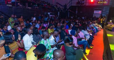 Aramide Thrills Fans To A Night Of Music And Conversation At The 2019 'Songversation With Aramide'