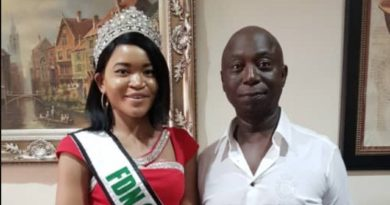 Fdn Queen Abayomi Hails Hon. Ned Nwoko For Victory At Abuja Fed High Court As Delta North Senator Elect.