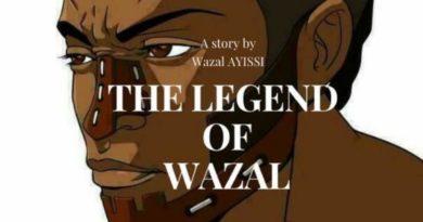 A 'Wazalkaliflagilistik' story