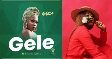 "Lisa George A.k.a Gaza Premieres Another Hit Single ""gele"""