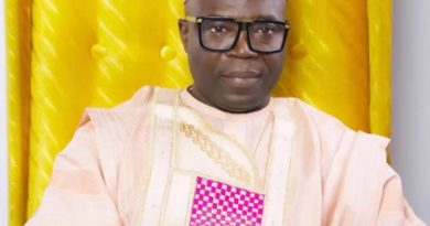 Legendary media personality, Engr Babatubde Faluyi marks his birthday with stunning shoots