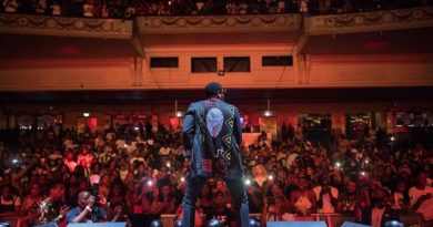 A Decade After, Koko Master D'banj Still Electrifies At The Koko Concert In The Uk