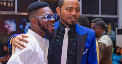 Ramsey Nouah, Broda Shaggi, AY, TChidi Chikere and Other Celebrities Attend The Millions Movie Premiere