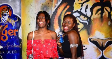 Grills, Threads and Art: Tiger Uncages The Best Unveil Party Yet