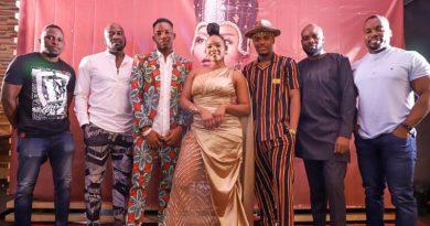 "Mo Abudu, Funke Akindele, Debola Lagos, Omawumi & More Haunt Yemialade's ""woman Of Steel"" Listening/""home"" Film Premiere"