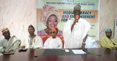 NFVCB trains youths, warns against sharing hate speeches, videos on social media