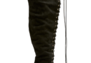 This Brand Just Released Thigh-High Boots for Plus Size Women