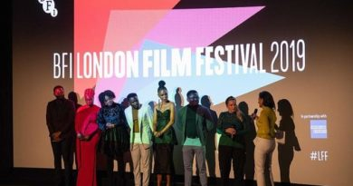 Funmi Iyanda's adaptation of 'Walking with Shadows' premieres at the BFI London Film Festival