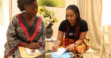 ZionShine Heavenly Creations Unveils Top Rated Actress Juliet Ibrahim As Face Of Brand