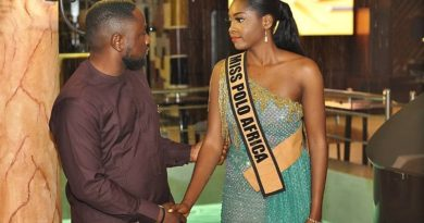 Actress Rosaline, Model Sister Hold Dinner With Miss PoloInternational Queens At 896 Restaurant In Abuja
