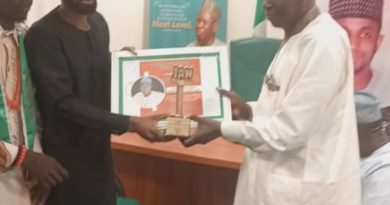 Benue First Lady, Dino Melaye, Shina Peller, Bagos Musa, Garo Umar,Others Honoured With Indigenous Award