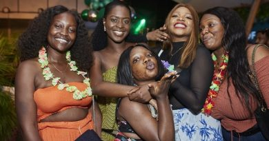 Cuppy and friends shut down Cactus on the Roof December Edition in Lagos!