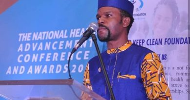 ECOWAS Youth Council Inducts Publicist Alex Nwankwo, Appoints As NewMedia Director