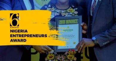 Governor Sanwo-Olu, Elizabeth Jack-Rich, Covenant University, Others Honoured At 6th Annual Nigeria Entrepreneur Award