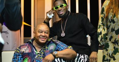 How D'Banj, Praiz, DJ Spinall And Other Top Musicians Turned Up For MTN's Music Time!
