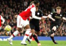 Manchester City Spank Arsenal, Everton Hold Manchester United