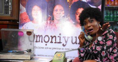 Odunlade Adekola, Dayo Amusa, Others Time Travels for Omoniyun Premiere
