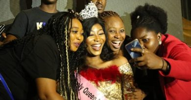 Queen Joy James Enemuo emerges Miss Comely Queen Nigeria 2019