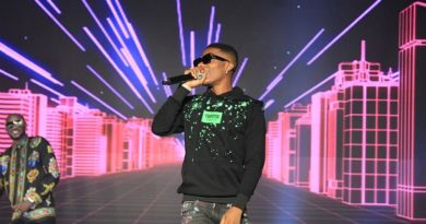 "Video: ""2baba inspired me to make music"" – Wizkid declares at #2babaLive"